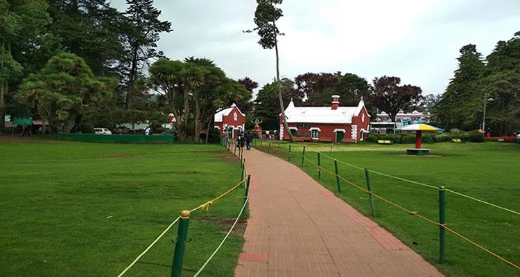 Botanical Garden Ooty Honeymoon Place Entrance Fees Tourism